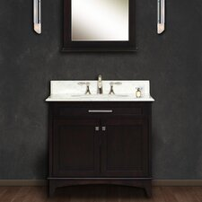 "Manhattan 30"" Single Sink Vanity Set"