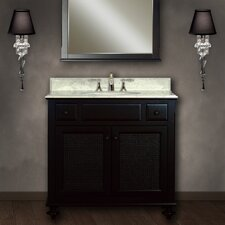 """London 36"""" Single Sink Vanity Set"""