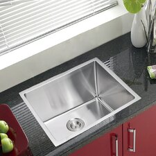 "23"" X 20"" Single Bowl Kitchen Sink"