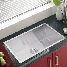 "30"" X 19"" Single Bowl Kitchen Sink"