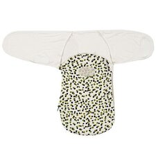 <strong>Munchkin</strong> Swaddle Angel Terry Dot Print Neutral Swaddler