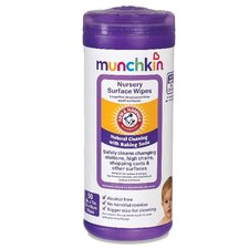 <strong>Munchkin</strong> Arm and Hammer Nursery Surface Wipes