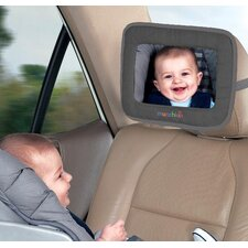 Adjustable Back Seat Mirror