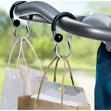 Stroller Swivel Hooks (2 pack)