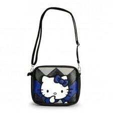 Hello Kitty Chevron Cross Body Bag