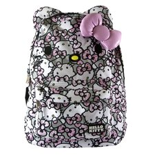 Hello Kitty All Over Backpack