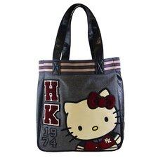 Hello Kitty Varsity Tote Bag
