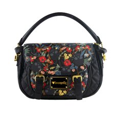 Skull Garden Cross Body Bag