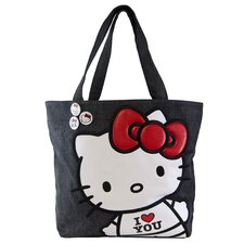Hello Kitty I Love You Tote