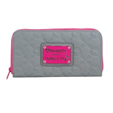 Hello Kitty Splash Embossed Wallet