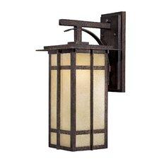 Delancy 1 Light Outdoor Wall Lantern