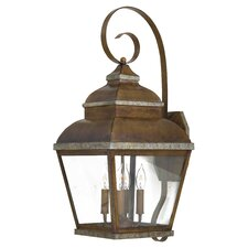 <strong>Great Outdoors by Minka</strong> Mossoro Outdoor Wall Lantern