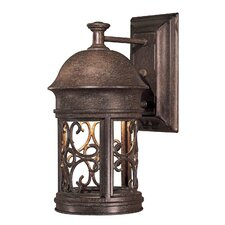 Sage Ridge Small Outdoor Wall Lantern