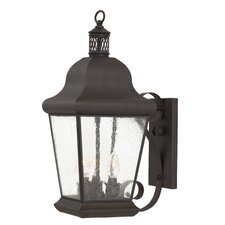<strong>Great Outdoors by Minka</strong> Glen Allen Outdoor Wall Lantern