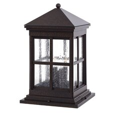 <strong>Great Outdoors by Minka</strong> Berkeley 4 Light Outdoor Post Lantern