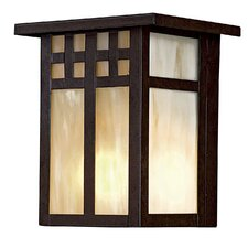 Scottsdale II 1 Light Outdoor Wall Lantern