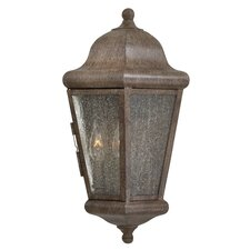 <strong>Great Outdoors by Minka</strong> Taylor Court 2 Light Outdoor Lantern