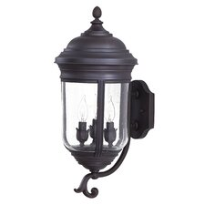 Amherst Outdoor Wall Lantern