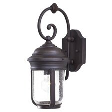 Amherst Large Outdoor Wall Lantern