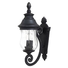 Newport Outdoor Wall Lantern