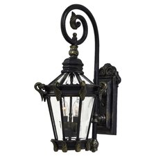 <strong>Great Outdoors by Minka</strong> Stratford Hall Outdoor Wall Mount