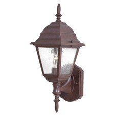 Small Bay Hill Outdoor Wall Lantern
