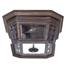 Buckingham Outdoor Flush Mount Lantern