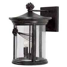 Abbey Lane Outdoor Wall Lantern