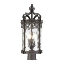 Regal Bay 3 Light Outdoor Post Lantern