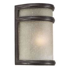 <strong>Great Outdoors by Minka</strong> Delshire Point 1 Light Outdoor Wall Lantern