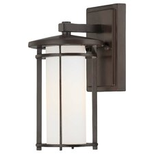 <strong>Great Outdoors by Minka</strong> Addison Park 1 Light Outdoor Wall Lantern