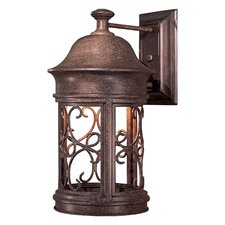 Sage Ridge 1 Light Outdoor Wall Lantern