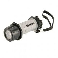 6000 DieHard Weather Resistant Shatterproof LED Flashlight