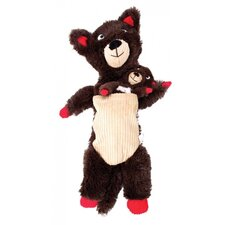Pouch Mates Dog Toy Tasmanian Devil
