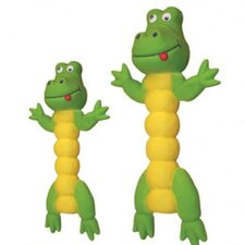 <strong>Charming Pet Products</strong> Zonkers Gator Dog Toy