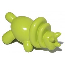 Dinosaur Triceratops Dog Toy