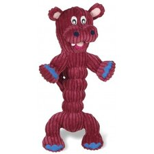 Corduroy Zonker Large Hippo Dog Toy