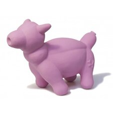 Balloon Mini Pig Dog Toy