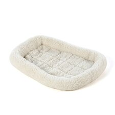 DreamZone Fleece Donut Dog Bed