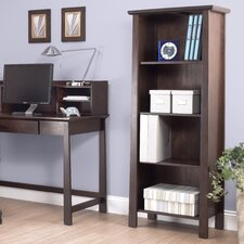 "<strong>Foremost</strong> Larissa 59.13"" Bookcase"