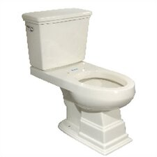 <strong>Foremost</strong> Structure 1.6 GPF Elongated 2 Piece Toilet