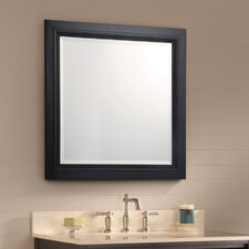 "Bernay 30"" H x 30"" W Bathroom Mirror"