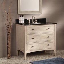 """Bernay 37"""" Bathroom Vanity Set"""