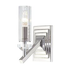 <strong>Metropolitan by Minka</strong> Fusano 1 Light Wall Sconce