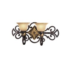 Zaragoza 2 Light Vanity Light