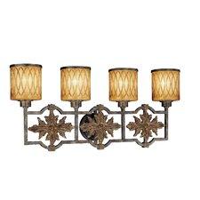 Terraza Villa 4 Light Vanity Light