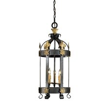 <strong>Metropolitan by Minka</strong> Montparnasse 3 Light Foyer Pendant