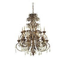 <strong>Metropolitan by Minka</strong> Metropolitan 24 Light Chandelier