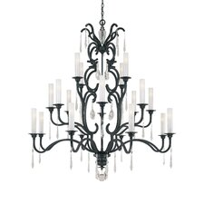 <strong>Metropolitan by Minka</strong> Castellina 20 Light Chandelier