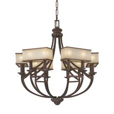Walt Disney Signature Underscore 12 Light Chandelier